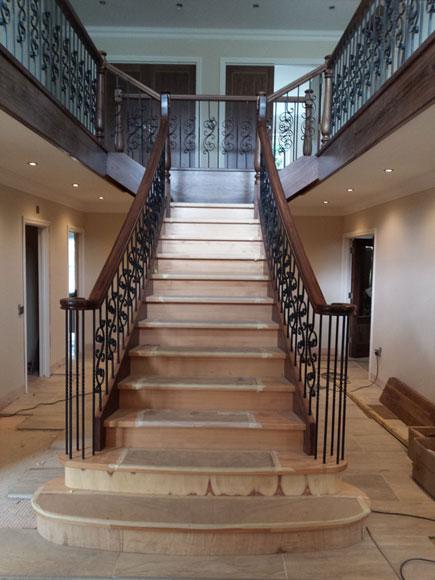 schody 13 a samonośne
