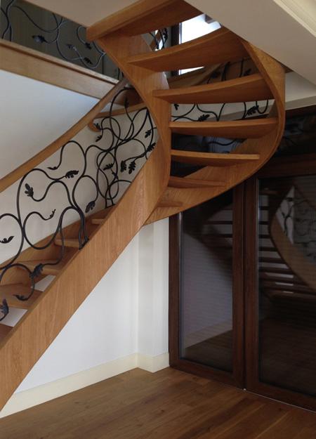 schody 13 d samonośne
