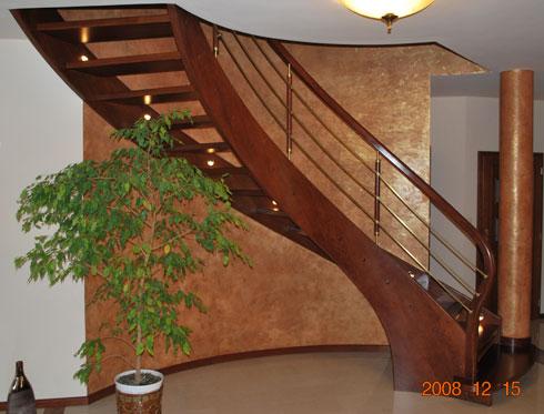 schody 2 a samonośne