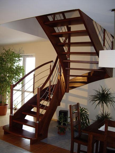 schody 3 b samonośne