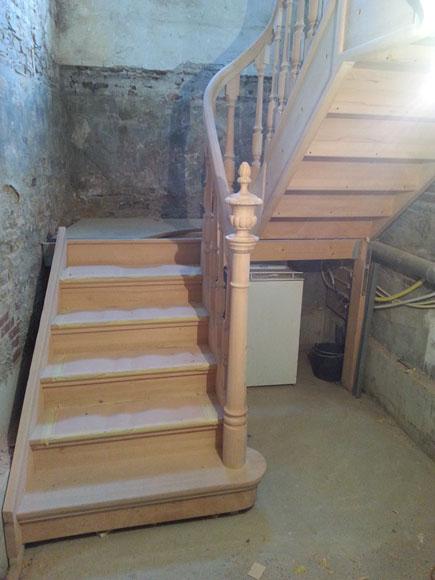 schody 5 b samonośne